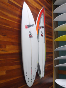 Mt Woodgee Surfboards KONG