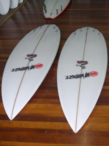 Mt Woodgee Surfboards KONG