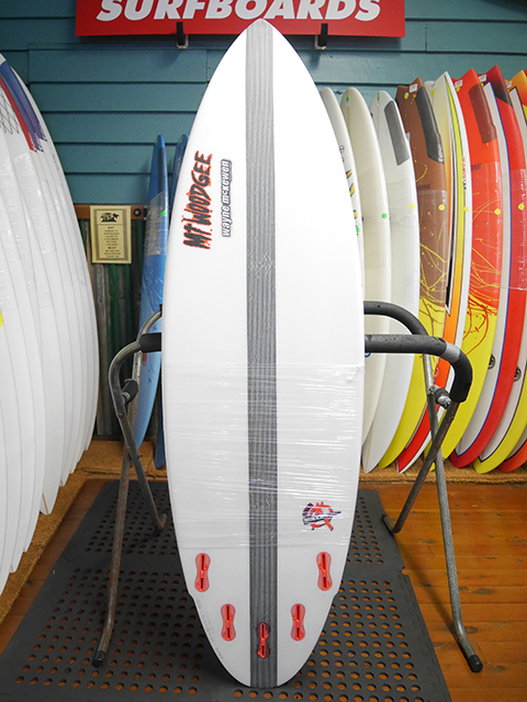 Mt Woodgee Surfboards MINI BULLET