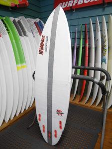 Mt Woodgee Surfboards MINI BULLET