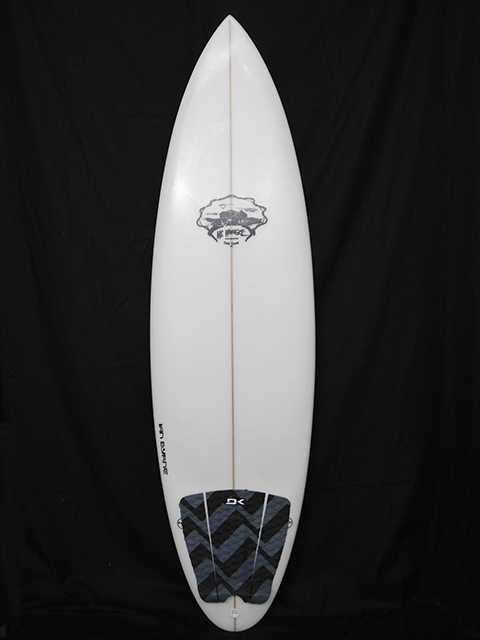 #ret45 中古 Mt Woodgee Surfboards 6′ RETRO
