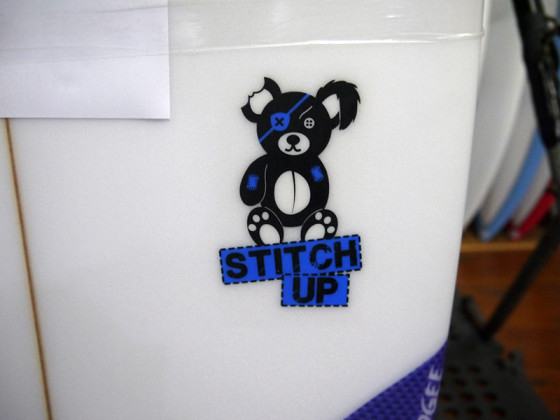 Mt Woodgee STITCH UPモデル
