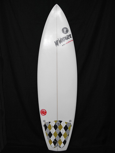 #too48 中古 Mt Woodgee Surfboards 5'9 TOOTH DMD