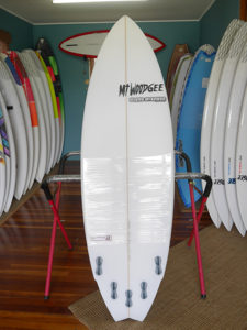 Mt Woodgee Surfboards TRADEMARK