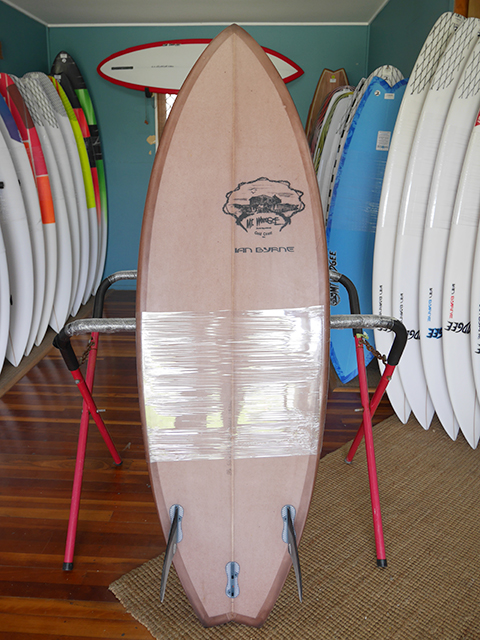 Mt Woodgee Surfboards TWINNIE