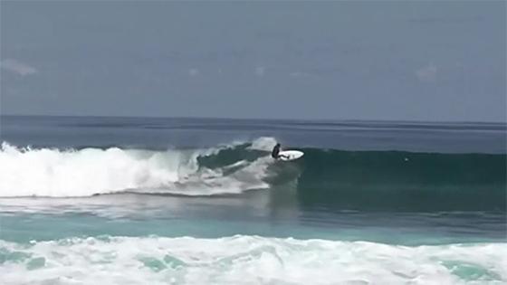 Wayne McKewen Maldives Trip