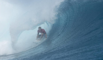Billabong Pro Tahiti 2015 ビード