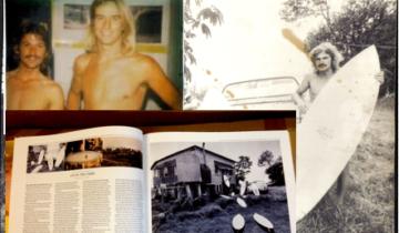 Woodgee history 掲載 issue 5 of white horses Magazine
