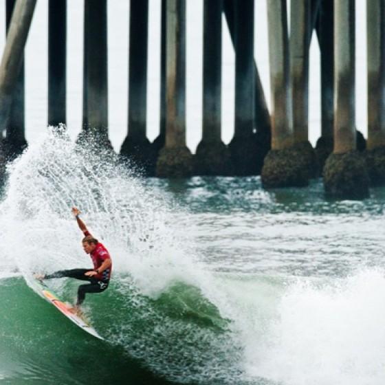 ビード・ダービッジ Vans US Open of Surfing