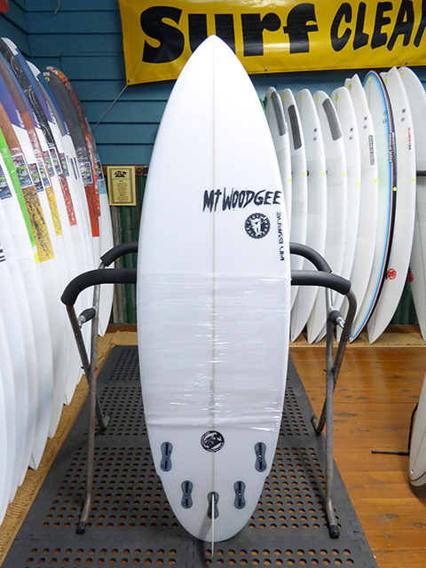 #105659 新品 Mt Woodgee TOOTH 5'7″