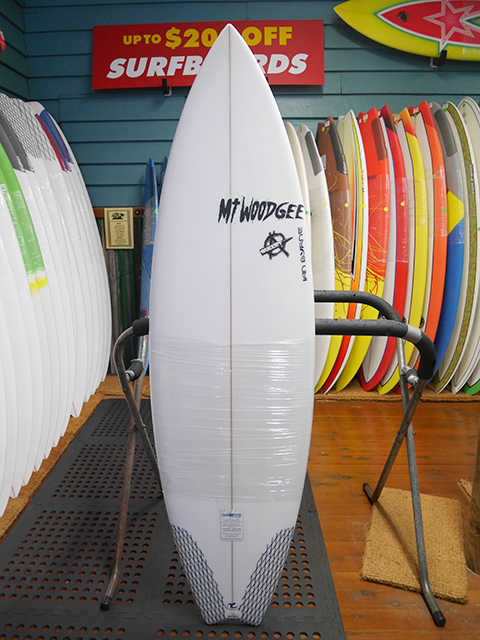 #106562 新品 Mt Woodgee BULLET 5′8""