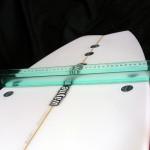 "Mt Woodgee Surfboards Bullet 5'10"""