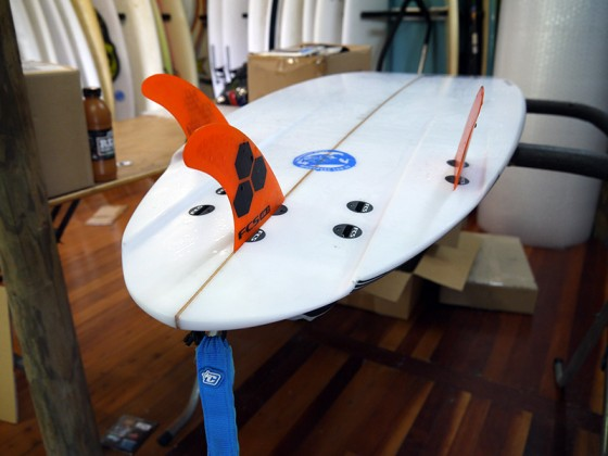 Mt Woodgee Surfboards New Model 5plug 4channel
