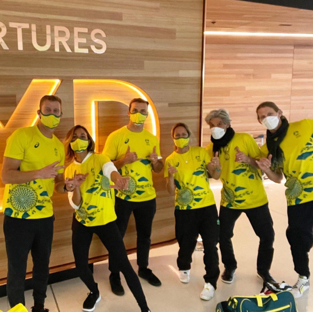 東京五輪オーストラリアチーム