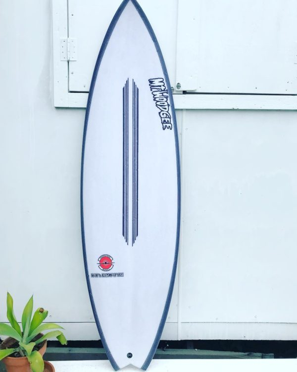 Mt Woodgee Surfboards HURRICANE モデル