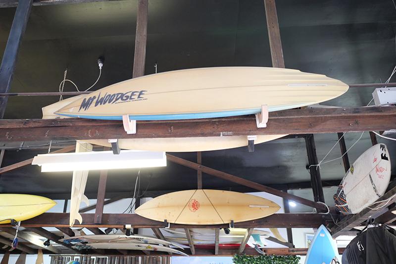 Mt Woodgee Surfboards について