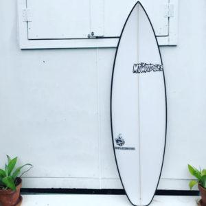 Mt Woodgee Surfboards HONET モデル