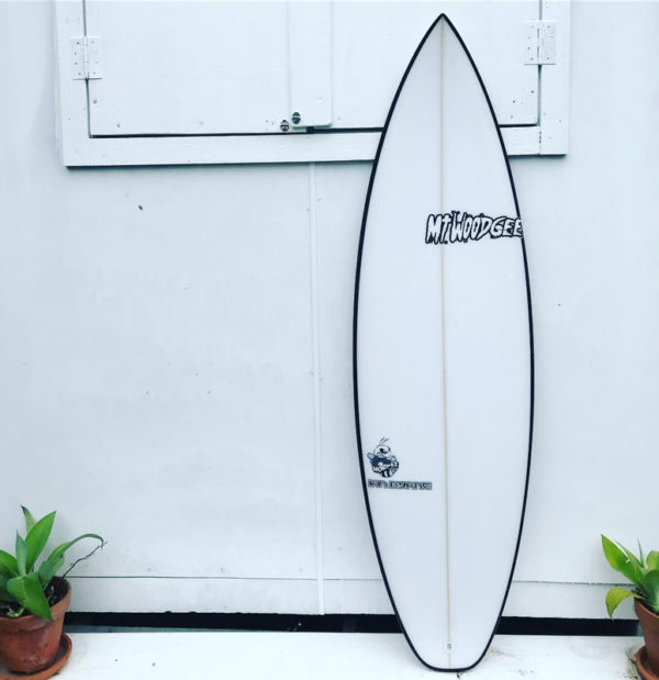 Mt Woodgee Surfboards HONET モデル