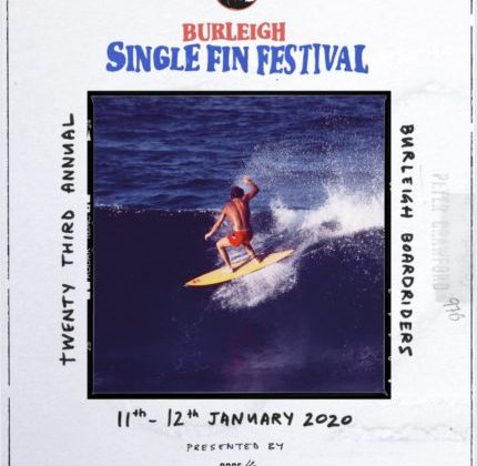 2020 Burleigh Boardrdiders Single Fin Festival