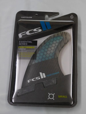#fcs053 FCS II Performer PC Carbon Tri Set