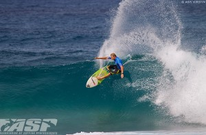 Rip Curl Pro Search Puerto Rico ビード・ダービッジ準優勝