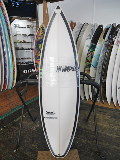 Mt Woodgee Surfboards BLACKBIRD モデル