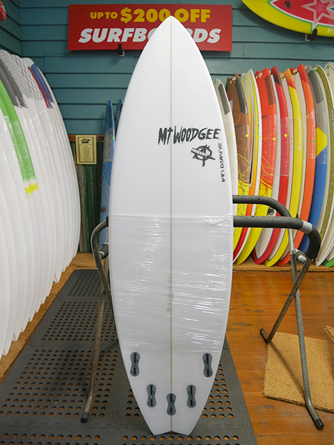 Mt Woodgee Surfboards BULLET