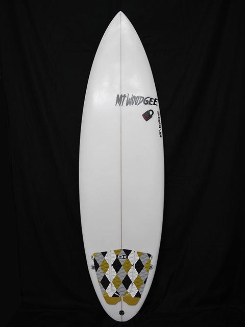 #com46 中古 Mt Woodgee Surfboards 5'9 COMBO