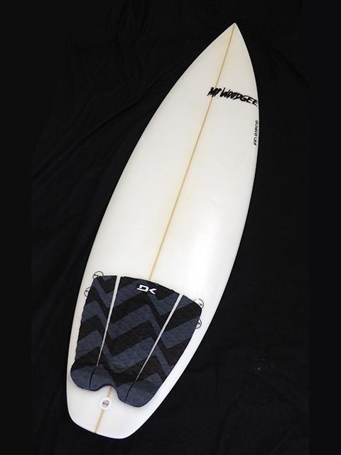 #std025 中古 Mt Woodgee Surfboards 6'1 STANDARD