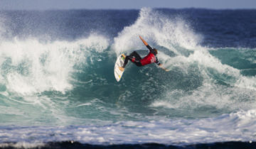 2014 Drug Aware Margaret River Pro ビード3位に