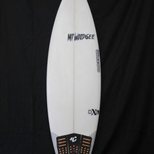 #dxl055 中古 Mt Woodgee Surfboards 5'7 DXL