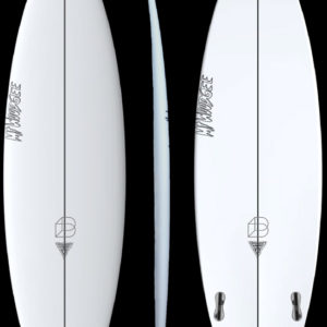 Mt woodgee surfboards DURBO33