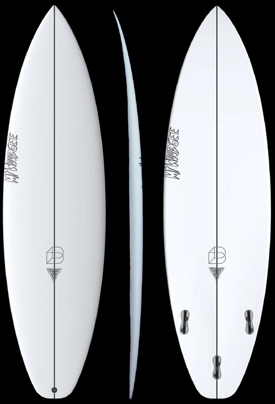 Mt woodgee surfboards DURBO33