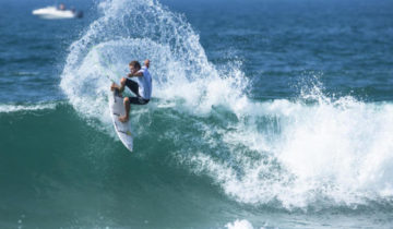 Quiksilver Pro France 2014 ビード