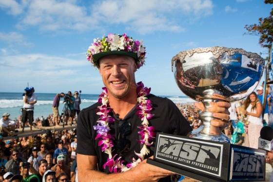 ミック Win 2013 ASP World Title