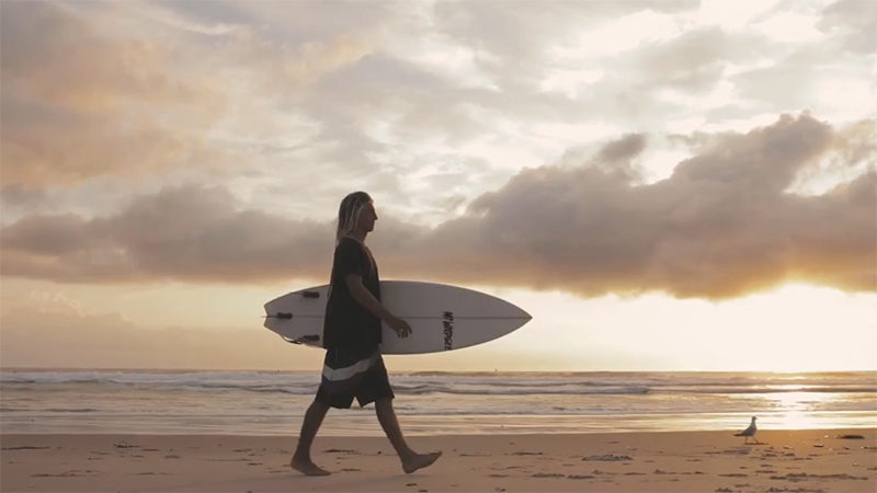 Surfer Shaper Relation with
