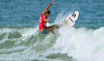 ISA World Surfing Game ページ5位に
