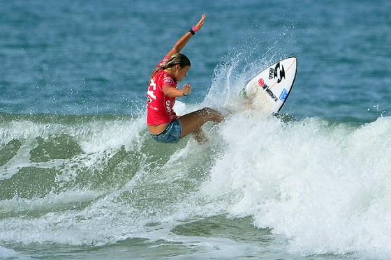 ISA World Surfing Game day7 Paige Hareb (ペイジ・ハーブ)