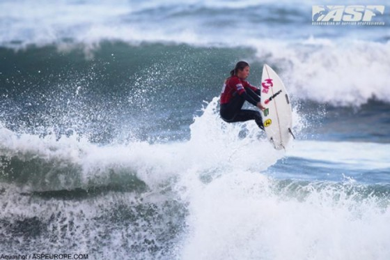 Paige Hareb (ペイジ・ハーブ) 2011 Swatch Girls Pro France