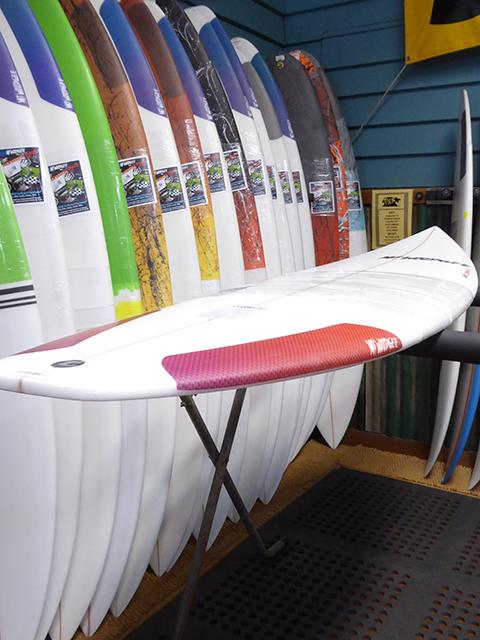 Mt Woodgee Surfboards STANDARD