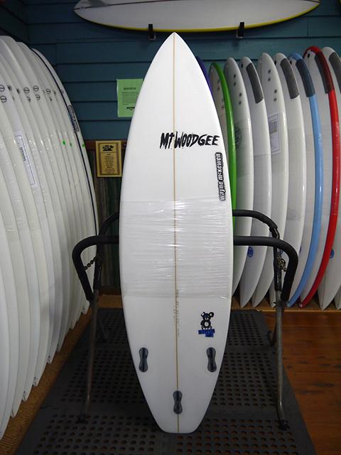 Mt Woodgee Surfboards STITCH UP