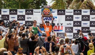 Oakley Pro Bali 2013