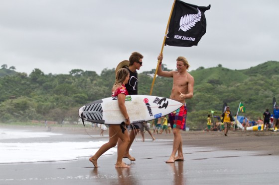 ISA World Surfing Game day5 Paige Hareb (ペイジ・ハーブ)